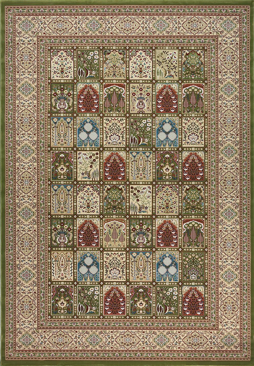Royal Esfahan 3078F green-cream