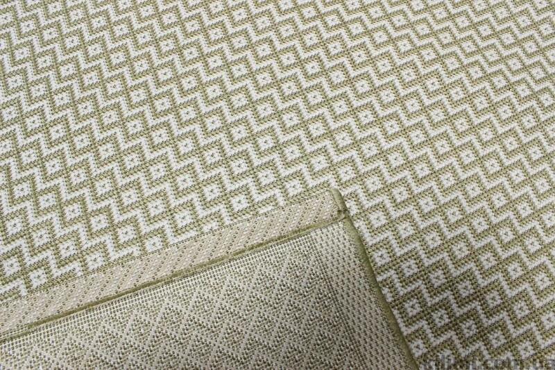 Cottage 5193 olive green-wool