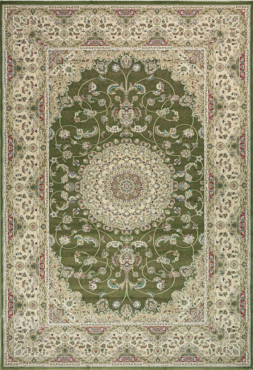 Royal Esfahan 2194B cream-green