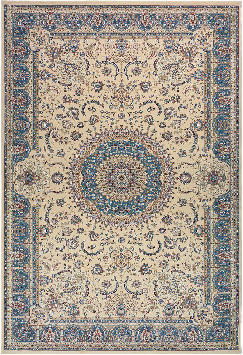 Royal Esfahan 2879a cream-blue