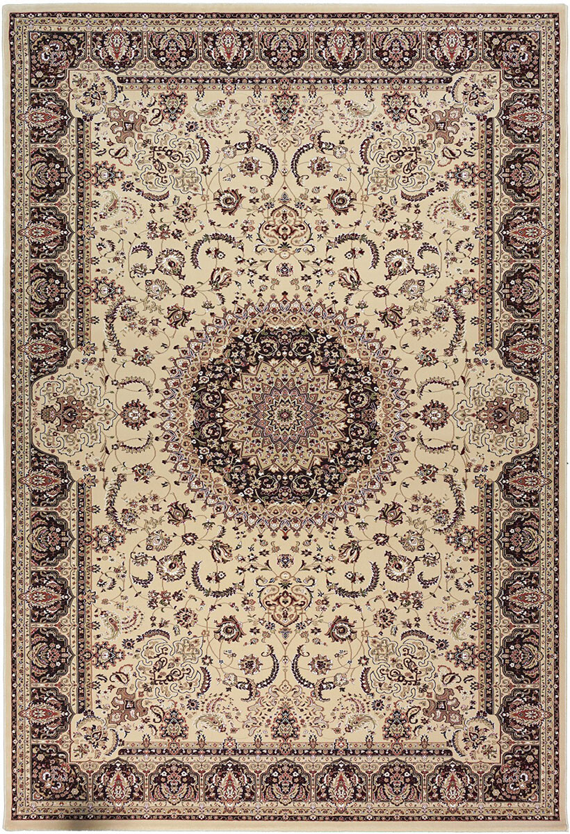 Royal Esfahan 2879a cream-brown
