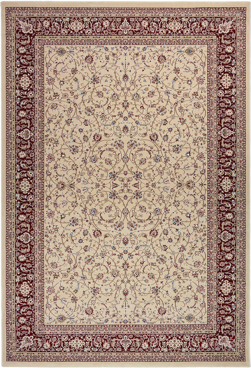 Royal Esfahan 3444a cream-red