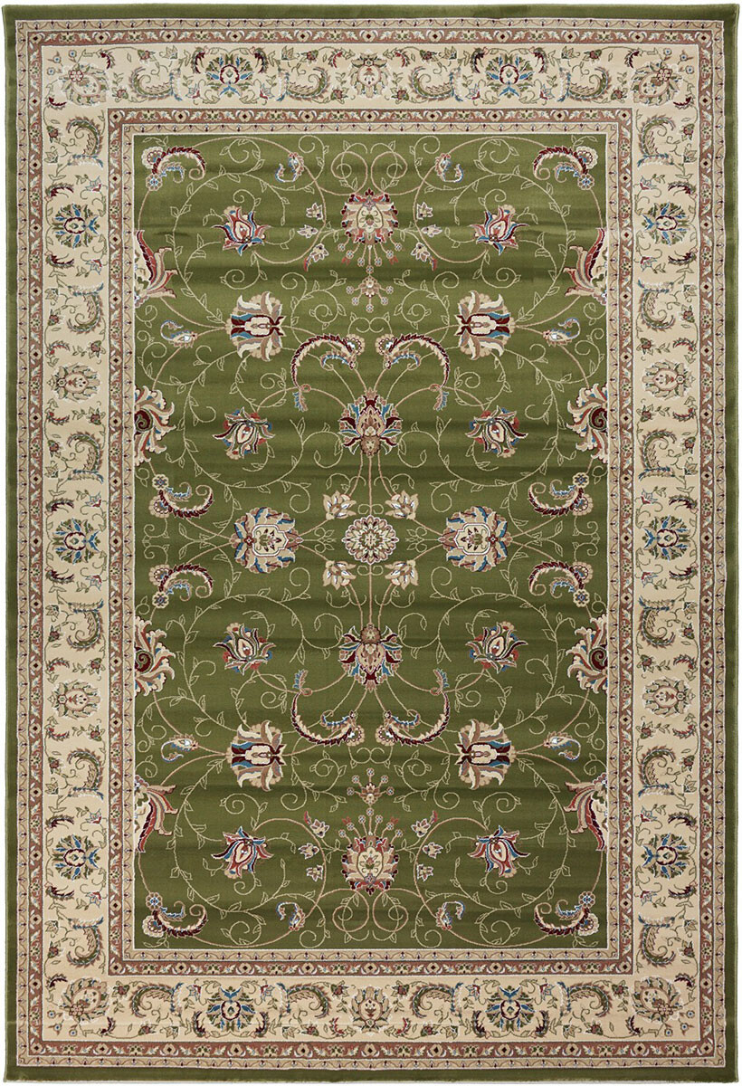 Royal Esfahan 2117A green-cream