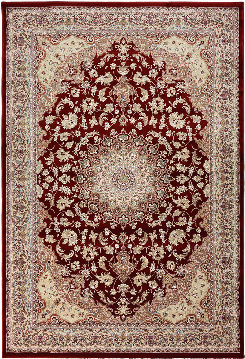 Royal Esfahan 3403A red-cream