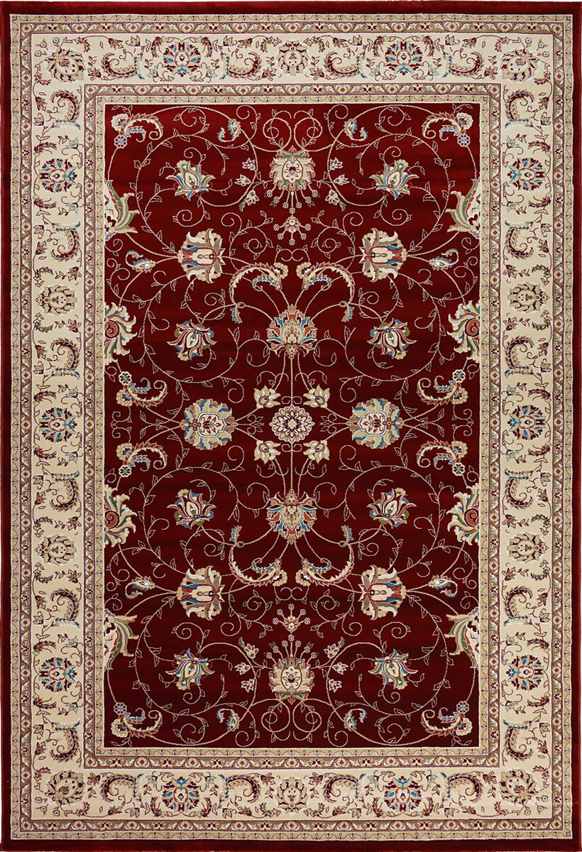Royal Esfahan 2117A red-cream